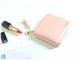 Wholesale Photo Trends - VanMe woman short section fashion trend wallet