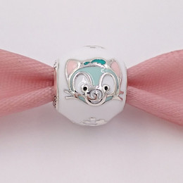 Wholesale 925 Sterling Silver Cat - Authentic 925 Sterling Silver Beads Gelatoni Cool Cat Charms Fits European Pandora Style Jewelry Bracelets & Necklace 792131ENMX