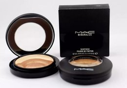 Wholesale Skinfinish Natural - Free Shipping HOT New Makeup Face Powder Mineralize Skinfinish Poudre de fintion 10g 1pcs