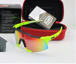 Wholesale Sunglasses Brand Cycling - American Brand 100% SpeedCraft Outdoor Sports Bicycle Sunglasses bicicleta Gafas ciclismo MTB Cycling Glasses Eyewear
