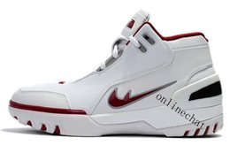 Wholesale 1st Edition - Top Quality Fashion Air Zoom Generation James 1st Game Retro Mens Basketball Shoes Retros 1 Limited Edition Lebro 1 Sport Sneakers