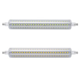 Wholesale Led Corn Bulb Dimmable - Dimmable Bulb R7S LED Corn 2835 SMD 78mm 118mm 135mm 189mm Light 7W 14W 20W 25W Replace Halogen Lamp AC 85-265V Floodlight