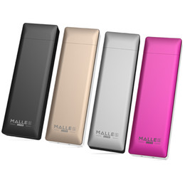 Wholesale E Cigarette Charging Case - VapeOnly Malle S Lite Portable Charging Kit with A Charging Case and 2pcs E-cigarettes 4 Attractive Colors Available 100% Original