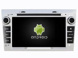 Wholesale Dvd Zafira - Navirider octa core android 6.0 car dvd player for Opel Vectra Antara Zafira Corsa Meriva Astra gps navi radio stereo 3G wifi dvr headunit