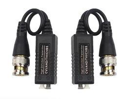 Toque de vídeo on-line-Nova Chegada 2011HD alta qualidade UTP AHD Torcida BNC CCTV video balun transmissor