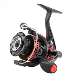 Wholesale Bb Spin - New 2000H 3000H 4000H Spinning Reel 6.2:1 Full Metal Body WaterProof Design Anti-Corrosion Real 11 BB Fishing Reel