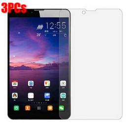 "Wholesale Free Ipad Gps - Wholesale- 3pcs lot LCD Screen Guard 7"" TopTech Tab A-H1M GPS 3G MPMAN MPDCG71 Tablet Original Clear Full Screen Protector Film Free Ship"