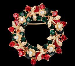 Deutschland Weihnachten Schal Schnalle Esmalte De Unhas Brosche Broches Hochzeitsstrauß Vintage Hochzeit Hijab Schal Pin Up Schnalle Broches XZ76 supplier broches hijab Versorgung
