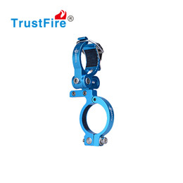 Wholesale Accessories Mtb Lamp - Multifunctional Bicycle Bike Light Holder Handlebar Cycling LED Flashlight Torch Lamp Holder MTB bicycle Front Light Clip Accessories Hot