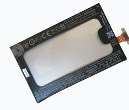 Wholesale Windows 8x - ALLCCX high quality real capacity battery BM23100 for HTC Accord C620 C620e C625 C625e Phone 8X PM23200 Windows Phone 8X