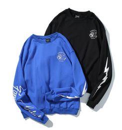 Wholesale Leopard Men Hoodie - Free shipping Tide Brand Fashion Leopard Print Hoodie yeezus hip hop Men women Hip Hop Lovers clothing