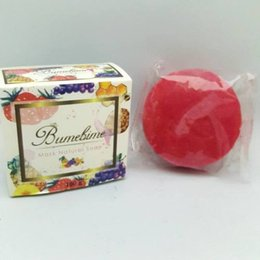 Wholesale Discount Soaps - New Hot Bumebime Handwork Soap with Fruit Essential Natural Mask Bright Oil Soap Discount Price
