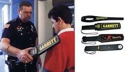 Wholesale Gold Detector Scanner - GARRETT Protable Super Scanner Hand Held Gold Metal Detector High Sensitivity Security Detectors Product High Quality