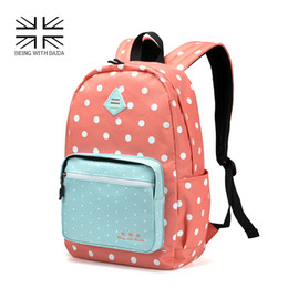 Wholesale Cute Backpacks For High School - Casual Backpack High Quality Pink Cute School Bookbags for Teens Girls Luxury Bags Women Bags Designer Multifunction Men Bag