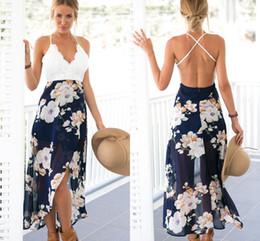 vestido maxi flora Rebajas
