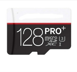 Wholesale Memory Cards 128gb - 16GB 32GB 64GB 128GB 256GB PRO+ micro sd card smartphone SDHC SDXC Storage card TF card camera memory card 90MB S