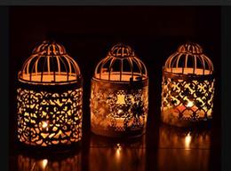 2015 recién llegado de la boda romántica favores de hierro linterna vela titular para centros de boda decoraciones de mesa suministros envío gratis desde fabricantes