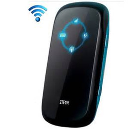 Wholesale Mobile Router Modem Broadband - Hot Sale Unlocked ZTE MF30 3G GSM Hotspot WiFi Mobile Broadband Router Wireless Mifi Hotspot Modem