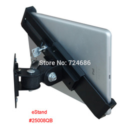"""Wholesale Display Aluminium - Wholesale- universal 7-10.1"""" Android tablet security wall mount display on shop mounting bracket"""