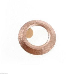 Wholesale Film Camera Case - Rear Camera Glass Metal Lens Protective Hoop Ring Guard Circle Cover Case Protector Film Camera Protector For iPhone 7 4.7INCH