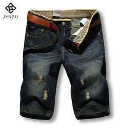 2019 джинсовые брюки Бесплатная Доставка! 2016 лето мужчины короткие джинсы мужская мода шорты мужчины большая распродажа летняя одежда новый модный бренд мужские короткие брюки дешево джинсовые брюки
