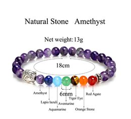 Wholesale String 6mm - 10pcs 6mm Natural Agate Bead lava volcano stone energy Charm Bracelets Stone Beads String Bracelet2017 Jewelry