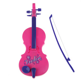Wholesale Violin Machine - Violin Bow Childrens Electronic Musical String Educational Instrument Toy