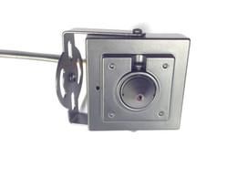 Wholesale Camera Miniature - 700TVL miniature pinhole camera,1 3'' sony ccd,0.01lux low light hidden pinhole camera,Spy pinhole camera