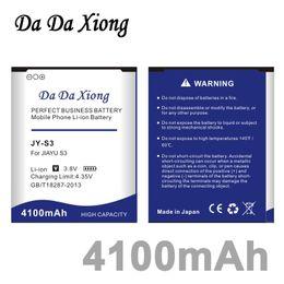 Wholesale S3 Batteries - Da Da Xiong 4100mAh JY S3 JY-S3 Phone Battery for JIAYU S3