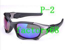 Wholesale Drop Shipping Sunglasses - new 2017 brand men sunglass PitBoss 2 II sunglasses top quality Polarized Outdoor Sports cycling eyewear+ box ,free Drop shipping!