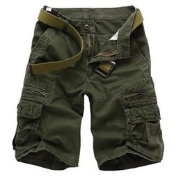 Wholesale Best Selling Clothes - Wholesale- 2106 best selling leisure time motion Tourism Multi bag shorts men bermuda shorts mma shorts homme clothing