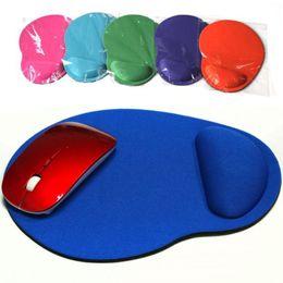 tappetino per mouse morbido tappetino per mouse in EVA poggiapolsi 230 X 180 X 20 mm regali promozionali di grandi dimensioni regali OEM benvenuto da