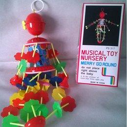 Jouets pour bébé en Ligne-Vente en gros pépinière bébé musique jouet pendaison piano infantile Campanula jouets Baby Carriages décorations