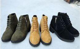 Wholesale Animation Net - High Quality Women Boots Winter Casual Brand Warm Shoes Men Unisex Men Boots Leather Plush Fur Fashion Boots Shoes Woman