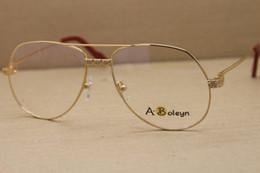 знаменитые очки Скидка Горячие 1324912 Большие Металлические Очки очки очки Женщины мужчины известный бренд оправы для очков для мужчин Размер кадра: 59-15-140 мм