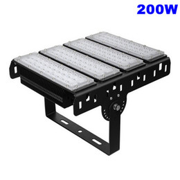Wholesale Led Floodlight Driver - 200W led floodlights IP65 waterproof meanwell driver Lumileds SMD3030 5 years warranty 200W LED flood lighting 400W 300W 150W 10W 50W option