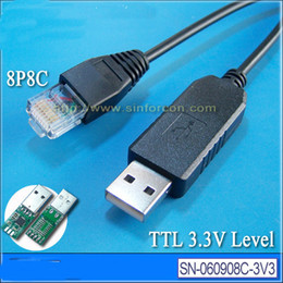 Wholesale Uart Adapter - Android, Mac, Win 10, Win 7, Win 8, CP2102 USB UART to rj11, rj12 adapter cable