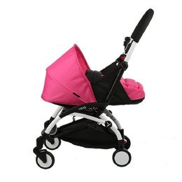 Wholesale Basket Newborn - Babyyoya Stroller Accessories Origial Sleeping Basket Pushchair Sleep Bag Suitable For 0-6 Month Newborns Light Pram Birth Nest