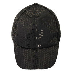 Wholesale Sequin Snapback - Wholesale- 9 candy color Baseball Cap women men shiny Sequin Baseball Caps casual Snapback flat hat super quality Gorras Mujer Casquette #5