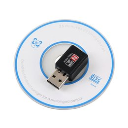 Wholesale Wifi Dongle For Pc - USB Wifi Adapter 150Mbps Mini Wi-fi Dongle 2.4G 802.11g b n Wireless PC LAN Network Card WiFi USB Receiver For Desktop Laptop