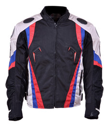 Wholesale Uv Protect Jacket - Motorcycle Hump Oxford Racing Riding Suit Windproof Warm Jacket Clothing Shockproof Protective Gear Protect Armor Protector Jackets Coat