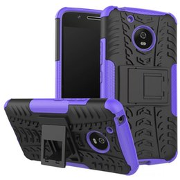 Wholesale Huawei Silicone Case - For Galaxy S8 Plus Case C9 Pro Huawei P8 Lite 2017 Moto G5 ShockProof Dazzle Kickstand Rugged Hybrid Armor Hard PC+TPU Anti-Skid Dual Cover