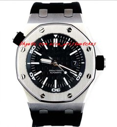 Wholesale Mens Offshore Watch - Luxury Wristwatch 42mm SS Watch Offshore Diver, ST.OO.A002CA.01 Mechanical Mens Watches Men's Watch Top Quality
