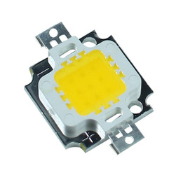Wholesale Beads Chips - Wholesale- High Power LED Beads 10W SMD Chip For LED Floodlight Lamp Color Warm White White Red Green Blue Yellow Rgb Cool White