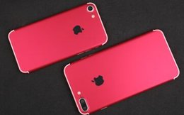 Wholesale Iphone Glass Change - Apple 7 mobile phone sticker, red ice film iphone7 whole body film, 7 plus change color film, wrap color film (36)