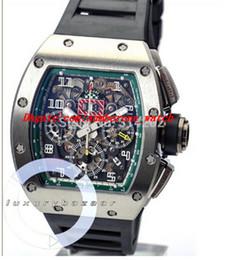 Argentina Relojes de lujo Nuevo 011 Le Mans Classic Relojes deportivos para hombre Correa de caucho negro Reloj para hombres Relojes de pulsera supplier le mans watch Suministro