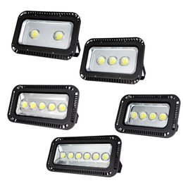 Wholesale Led Flood Lights Bulbs - LED Flood Lights,Super Bright Work Lights,Halogen Bulb Equivalent,IP66 Waterproof,Outdoor Floodlight for Garage, Garden,Lawn and Yard