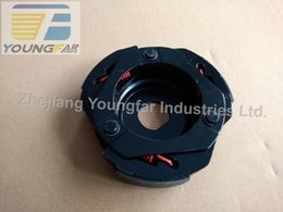 Wholesale Gy6 Scooters - Performance clutch   Racing rear clutch Shoes with 2000RPM clutch springs for Scooter Moped ATV GY6 125 GY6 150 152QMI 157QMJ