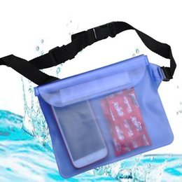 Wholesale Good Quality Handbag Brands - Good Quality Waterproof Pouch Snowproof Dirtproof Sandproof Case Bag with Super Lightweight and Bigger Space Adjustable and Extra Long Belt