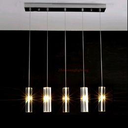 Wholesale Modern Hall Table - hanging dining room lamp LED Pendant lights Modern Kitchen lamps dining table lighting for dinning room Home pendant light
